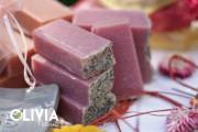 Levendula kecsketejes szappan (60 g)