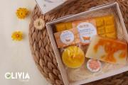 Narancsliget ápoló csomag