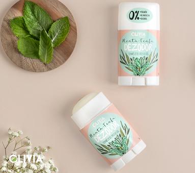Menta teafa dezodor (stiftes)