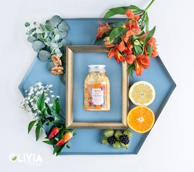 Narancs Fürdősó