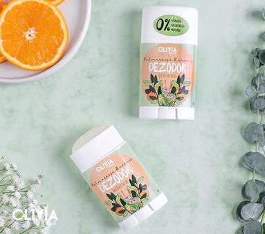 Pálmarózsa narancs dezodor (stiftes)